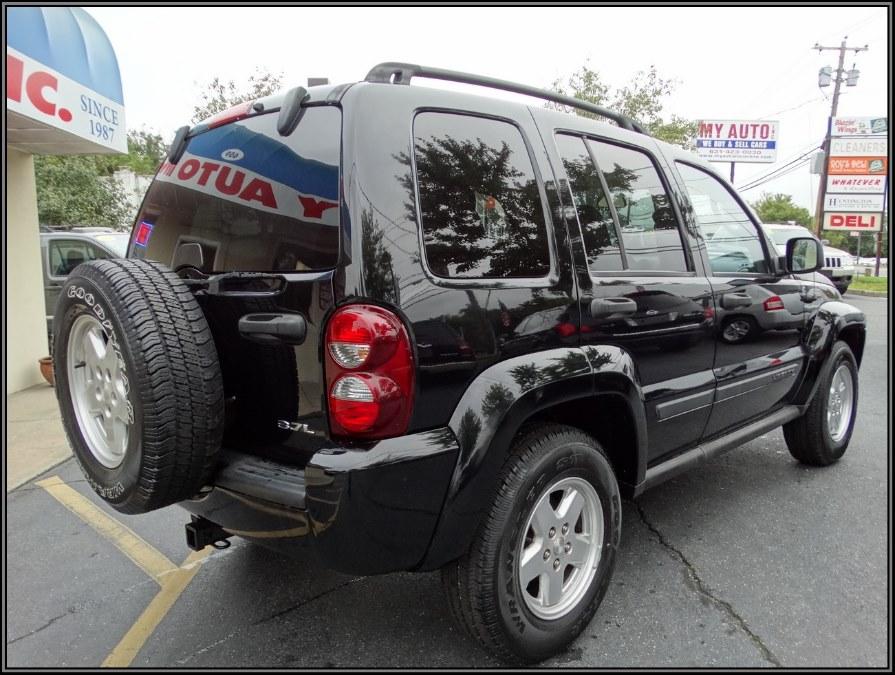 Used Jeep Liberty 4WD 4dr Sport 2007 | My Auto Inc.. Huntington Station, New York