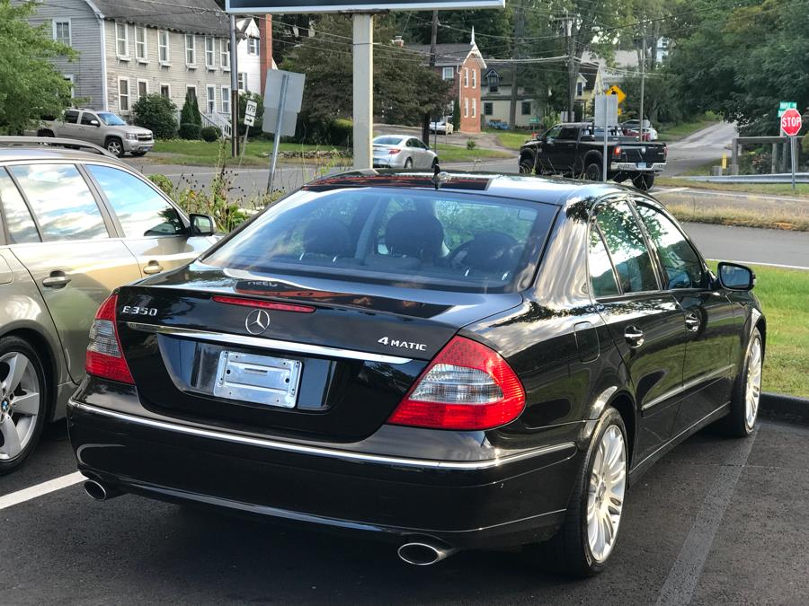 Used 2008 Mercedes-Benz E-Class in Canton, Connecticut | Lava Motors. Canton, Connecticut