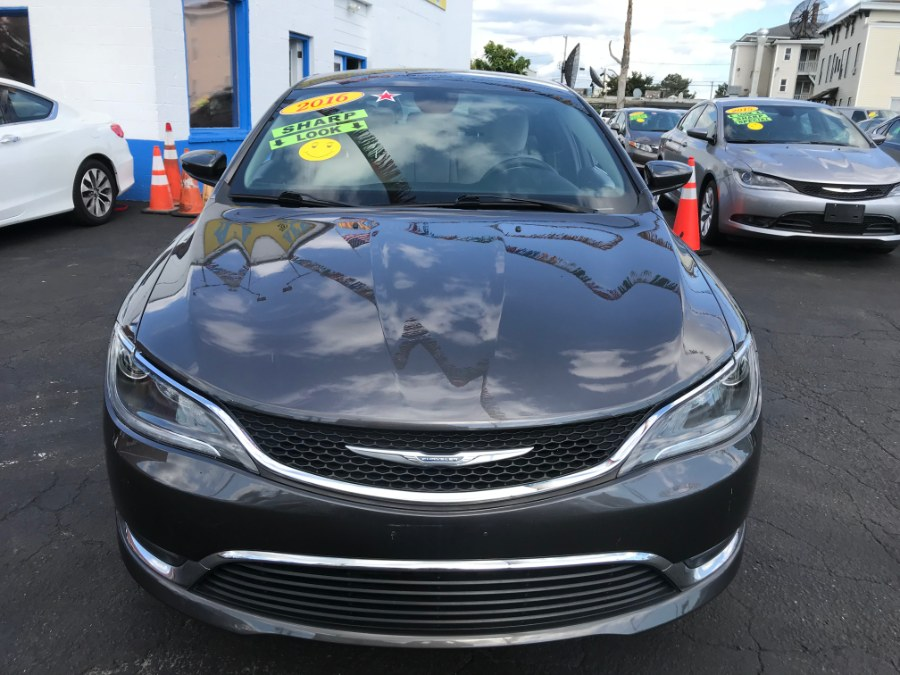 2016 Chrysler 200 4dr Sdn Limited FWD, available for sale in Bridgeport, Connecticut | Affordable Motors Inc. Bridgeport, Connecticut