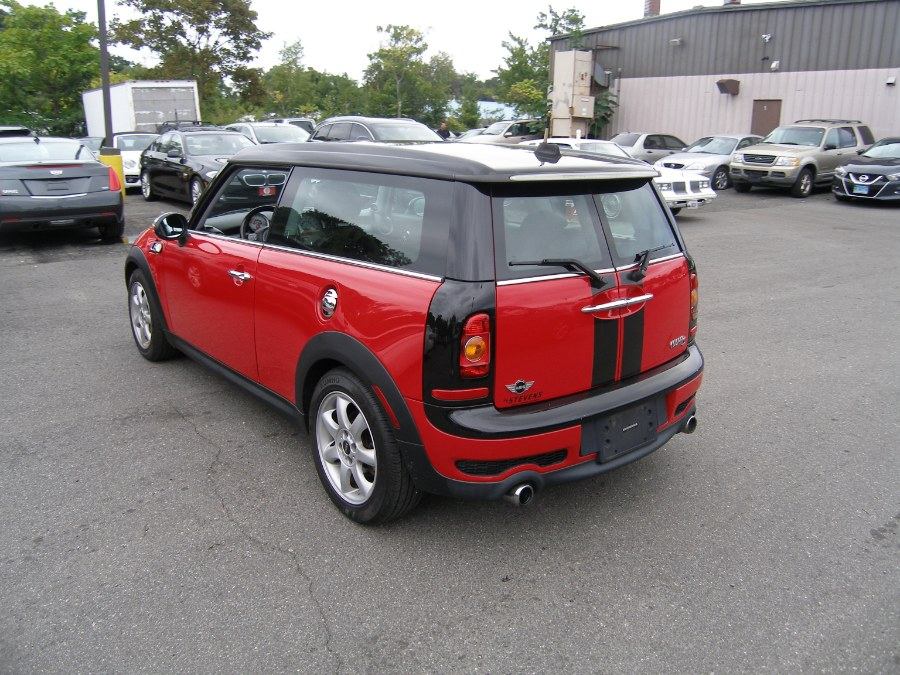 2010 MINI Cooper Clubman 2dr Cpe S, available for sale in Stratford, Connecticut | Wiz Leasing Inc. Stratford, Connecticut