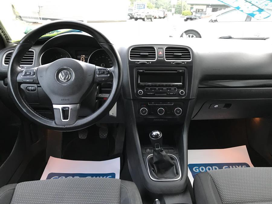 Used Volkswagen Jetta SportWagen 4dr Manual S PZEV 2013 | Good Guys Auto House. Southington, Connecticut