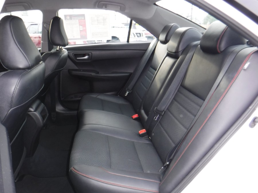 2017 Toyota Camry SE Automatic (Natl), available for sale in Philadelphia, Pennsylvania | Eugen's Auto Sales & Repairs. Philadelphia, Pennsylvania