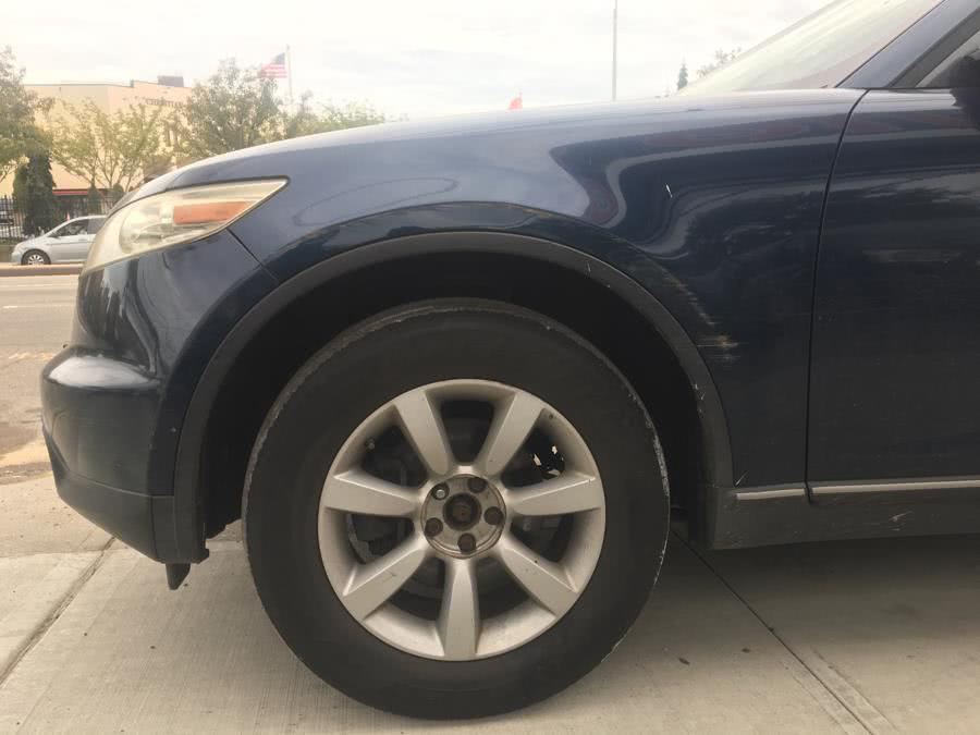 2005 Infiniti FX35 4dr AWD, available for sale in Brooklyn, New York | NYC Automart Inc. Brooklyn, New York