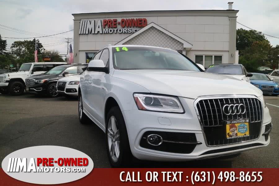 Used 2014 Audi Q5 in Huntington, New York | M & A Motors. Huntington, New York