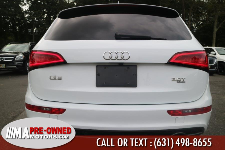 2014 Audi Q5 quattro 4dr 3.0T Premium Plus, available for sale in Huntington, New York | M & A Motors. Huntington, New York
