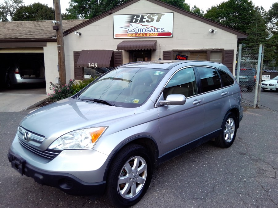 2008 Honda CR-V 2WD 5dr EX-L w/Navi, available for sale in Manchester, Connecticut   Best Auto Sales LLC. Manchester, Connecticut