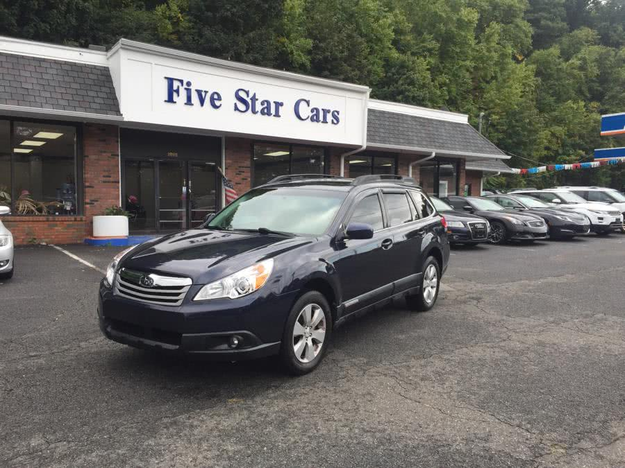 Used 2012 Subaru Outback in Meriden, Connecticut | Five Star Cars LLC. Meriden, Connecticut