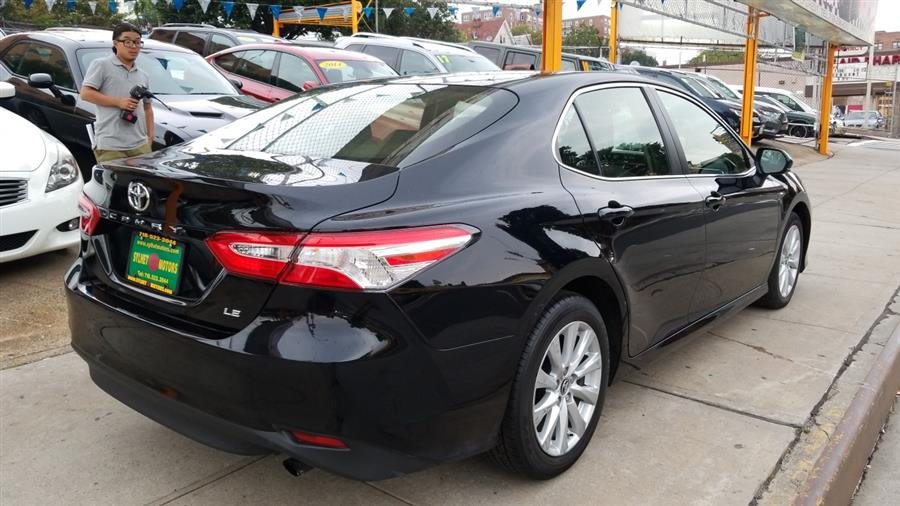 2018 Toyota Camry LE Auto (Natl), available for sale in Jamaica, New York | Sylhet Motors Inc.. Jamaica, New York
