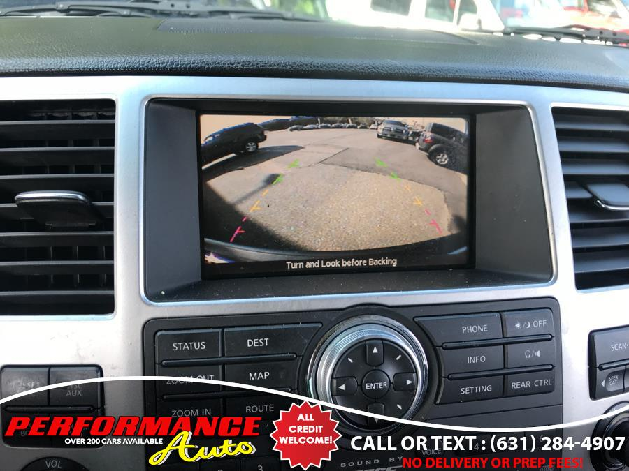 2008 INFINITI QX56 4WD 4dr, available for sale in Bohemia, New York | Performance Auto Inc. Bohemia, New York