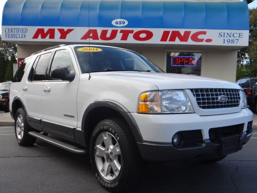 Used 2004 Ford Explorer in Huntington Station, New York | My Auto Inc.. Huntington Station, New York