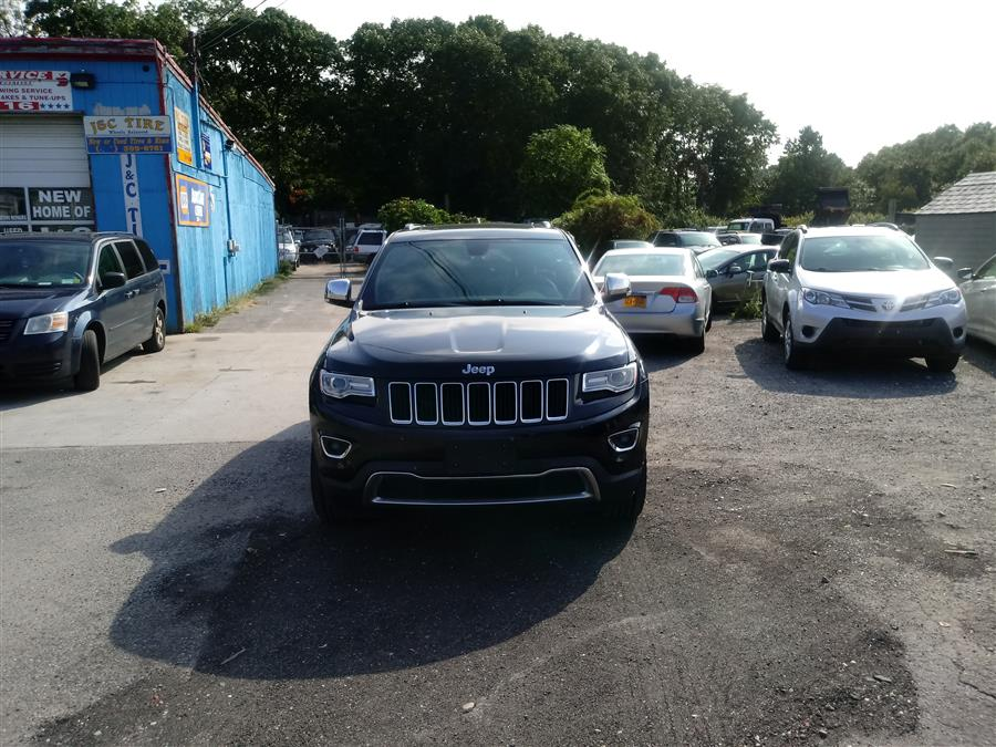 2015 Jeep Grand Cherokee 4WD 4dr Limited, available for sale in Shirley, New York | Roe Motors Ltd. Shirley, New York
