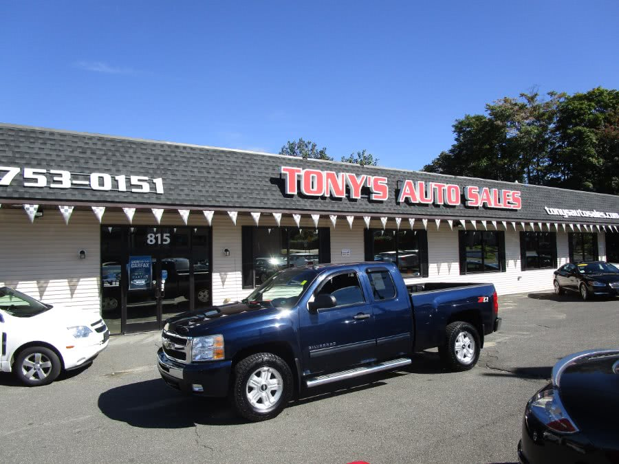 Used 2011 Chevrolet Silverado 1500 in Waterbury, Connecticut | Tony's Auto Sales. Waterbury, Connecticut