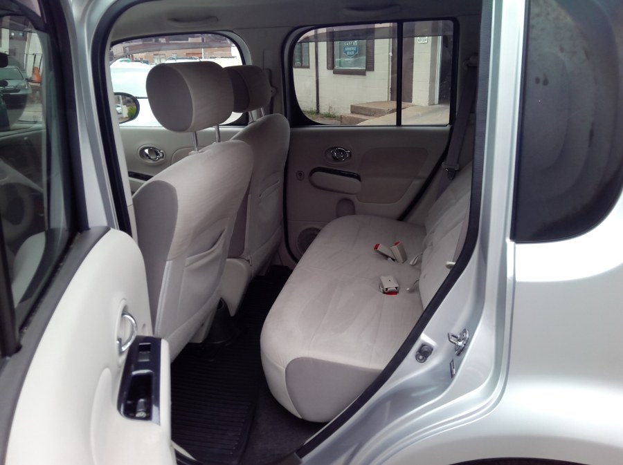 2009 Nissan cube 5dr Wgn I4 CVT 1.8 SL, available for sale in Manchester, Connecticut | Best Auto Sales LLC. Manchester, Connecticut