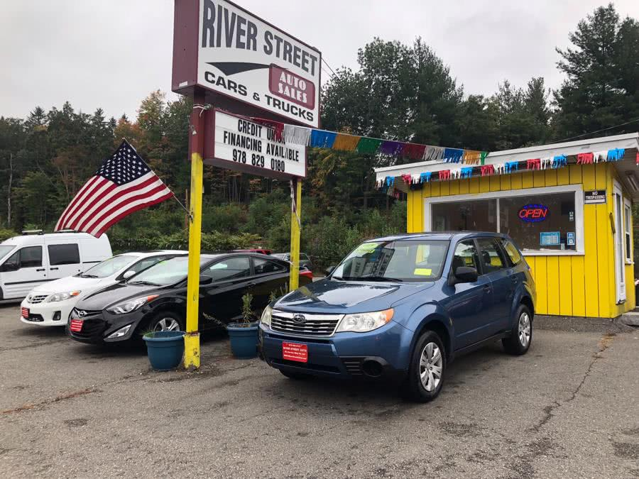 Used Subaru Forester (Natl) 4dr Auto X PZEV 2009 | River Street Auto Sales. Fitchburg, Massachusetts