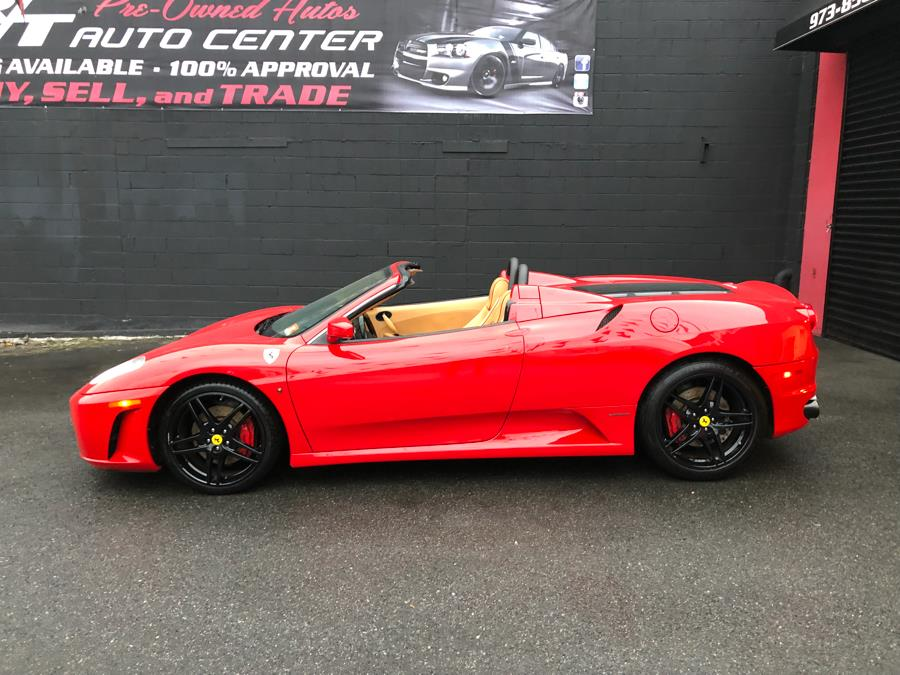 2007 Ferrari 430 2dr Convertible Spider, available for sale in Newark, New Jersey | RT Auto Center LLC. Newark, New Jersey