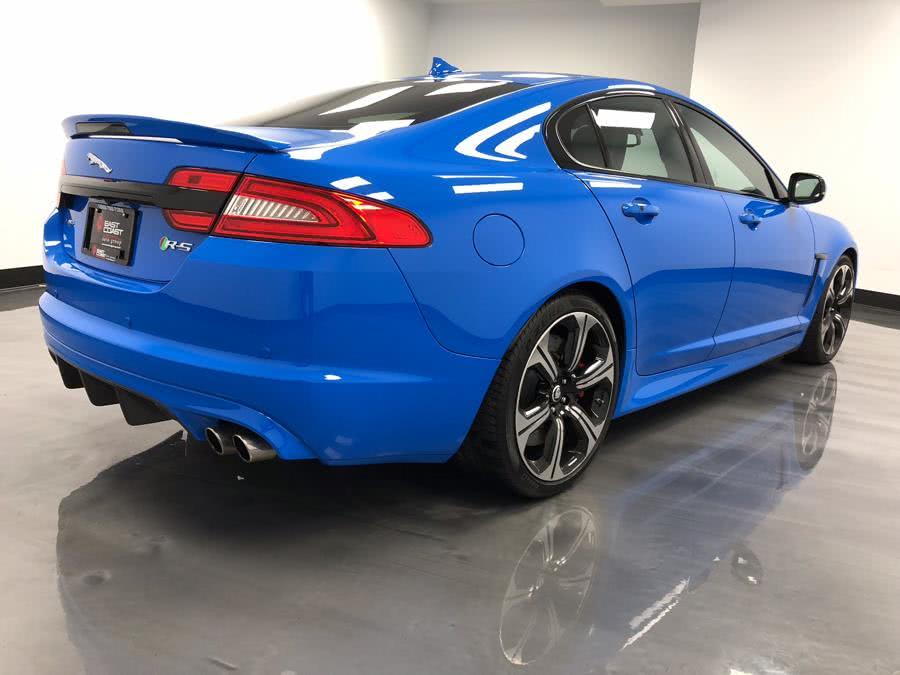 2013 Jaguar XF 4dr Sdn V8 XFR-S, available for sale in Linden, New Jersey | East Coast Auto Group. Linden, New Jersey