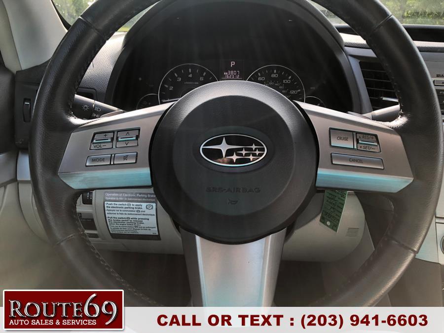 2011 Subaru Legacy 4dr Sdn H4 Auto 2.5i Prem AWP, available for sale in Prospect, Connecticut | Rt 69 Auto Sales & Service. Prospect, Connecticut