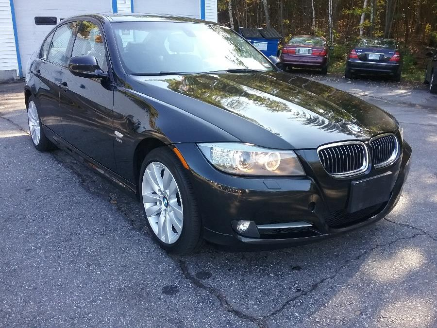 2011 BMW 3 Series 4dr Sdn 335i xDrive AWD, available for sale in Rochester, New Hampshire | Hagan's Motor Pool. Rochester, New Hampshire