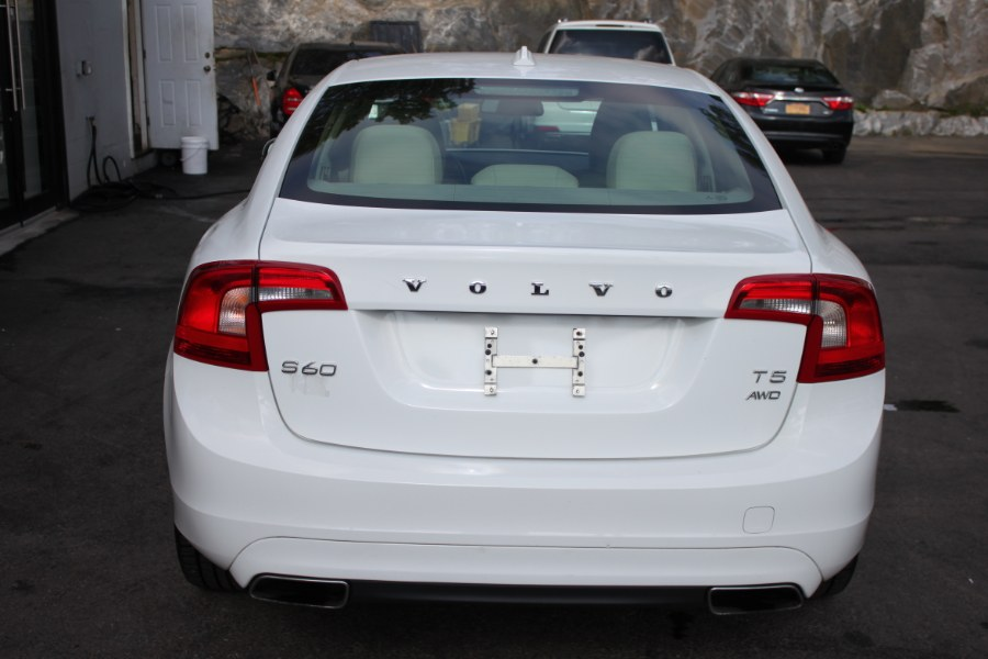 2015 Volvo S60 4dr Sdn T5 Premier AWD, available for sale in Bronx, New York   26 Motors Corp. Bronx, New York