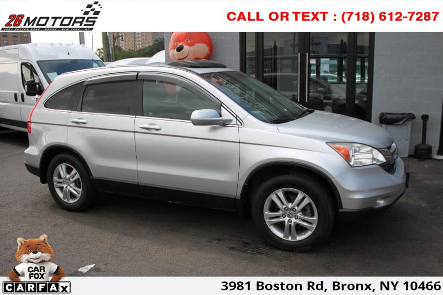 2011 Honda CR-V 4WD 5dr EX-L w/Navi, available for sale in Bronx, New York | 26 Motors Corp. Bronx, New York