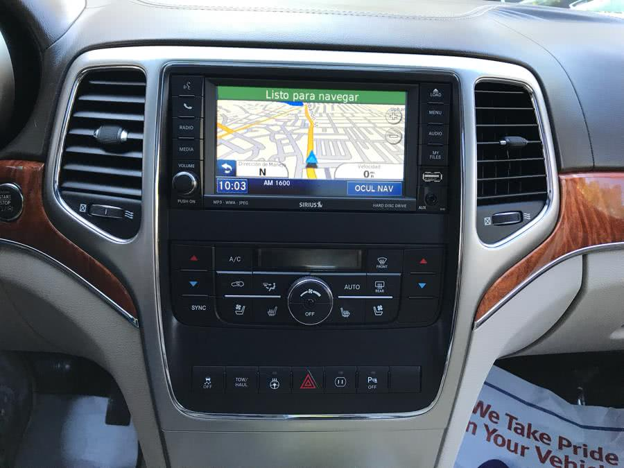 2011 Jeep Grand Cherokee 4WD 4dr Overland, available for sale in Melrose, Massachusetts   Melrose Auto Gallery. Melrose, Massachusetts