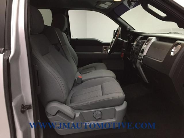 2014 Ford F-150 4WD SuperCab 145 XLT, available for sale in Naugatuck, Connecticut | J&M Automotive Sls&Svc LLC. Naugatuck, Connecticut