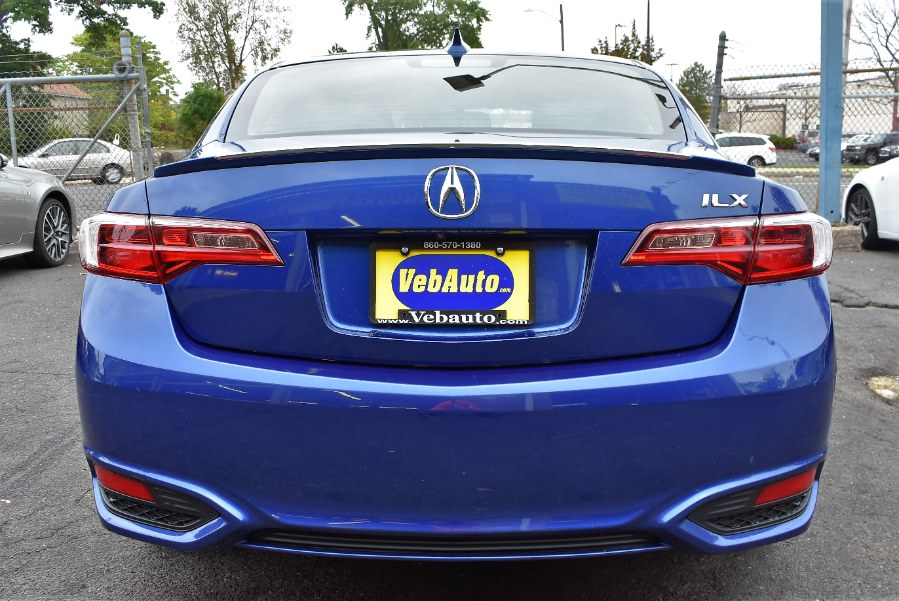 2016 Acura ILX 4dr Sdn w/Technology Plus/A-SPEC Pkg, available for sale in Hartford, Connecticut | VEB Auto Sales. Hartford, Connecticut