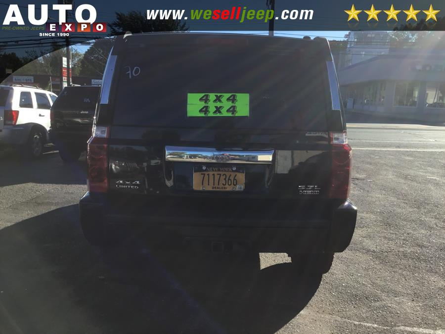 Used Jeep Commander 4dr Limited 4WD 2006   Auto Expo. Huntington, New York