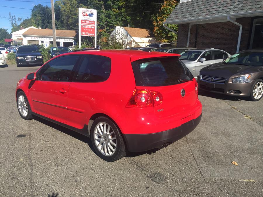 2006 Volkswagen New GTI 2dr HB 2.0T DSG, available for sale in Meriden, Connecticut | Five Star Cars LLC. Meriden, Connecticut