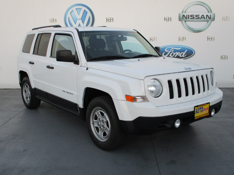 Used 2016 Jeep Patriot in Santa Ana, California | Auto Max Of Santa Ana. Santa Ana, California