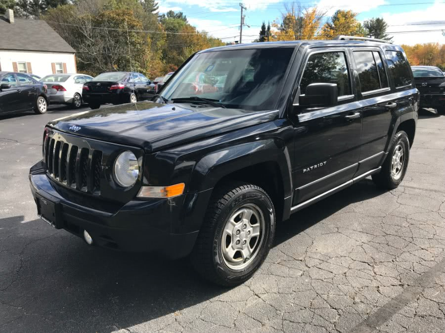Used 2011 Jeep Patriot in Auburn, New Hampshire | ODA Auto Precision LLC. Auburn, New Hampshire
