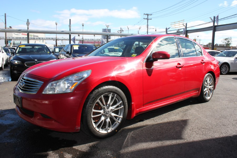 2008 Infiniti G35 Sedan 4dr Sport RWD, available for sale in Bronx, New York | 26 Motors Corp. Bronx, New York