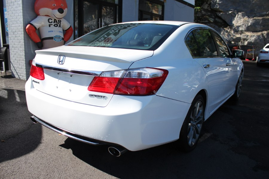 2015 Honda Accord Sedan 4dr I4 CVT Sport, available for sale in Bronx, New York | 26 Motors Corp. Bronx, New York
