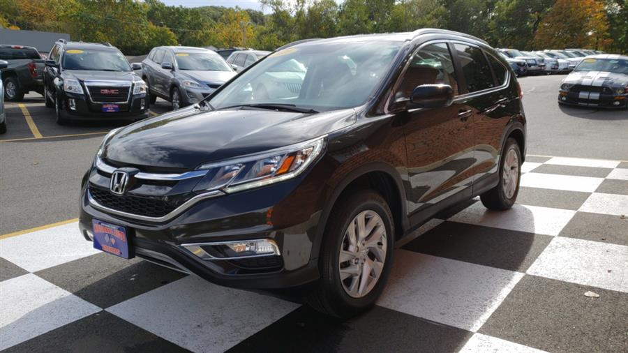 2016 Honda CR-V AWD 5dr EX-L, available for sale in Waterbury, Connecticut | National Auto Brokers, Inc.. Waterbury, Connecticut