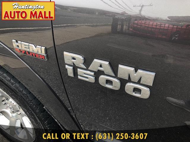2014 Ram 1500 4WD Crew Cab 140.5