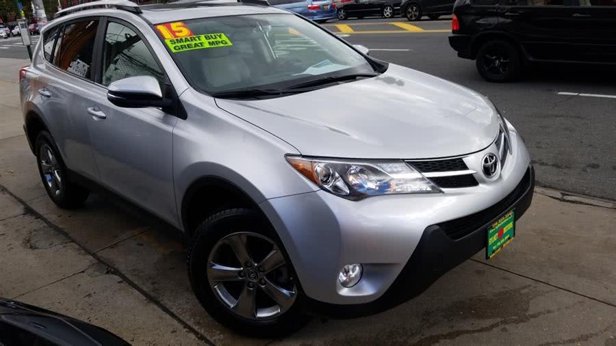Used 2015 Toyota RAV4 in Jamaica, New York | Sylhet Motors Inc.. Jamaica, New York