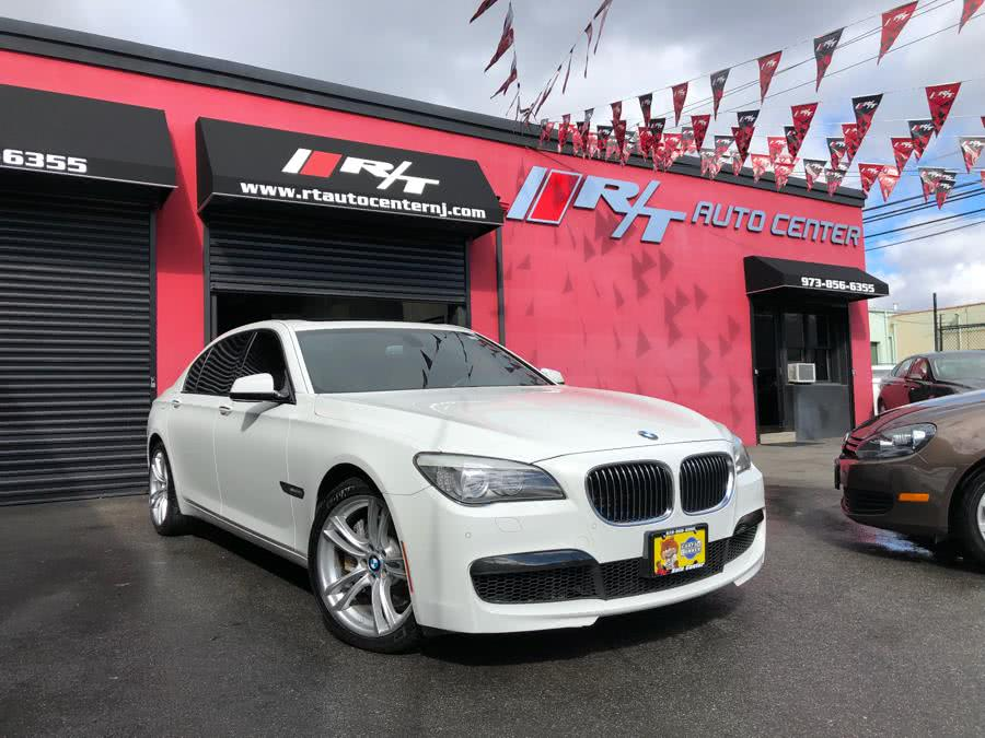 Used 2012 BMW 7 Series in Newark, New Jersey | RT Auto Center LLC. Newark, New Jersey
