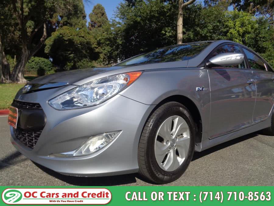 2015 Hyundai Sonata HYBRID, available for sale in Garden Grove, California | OC Cars and Credit. Garden Grove, California