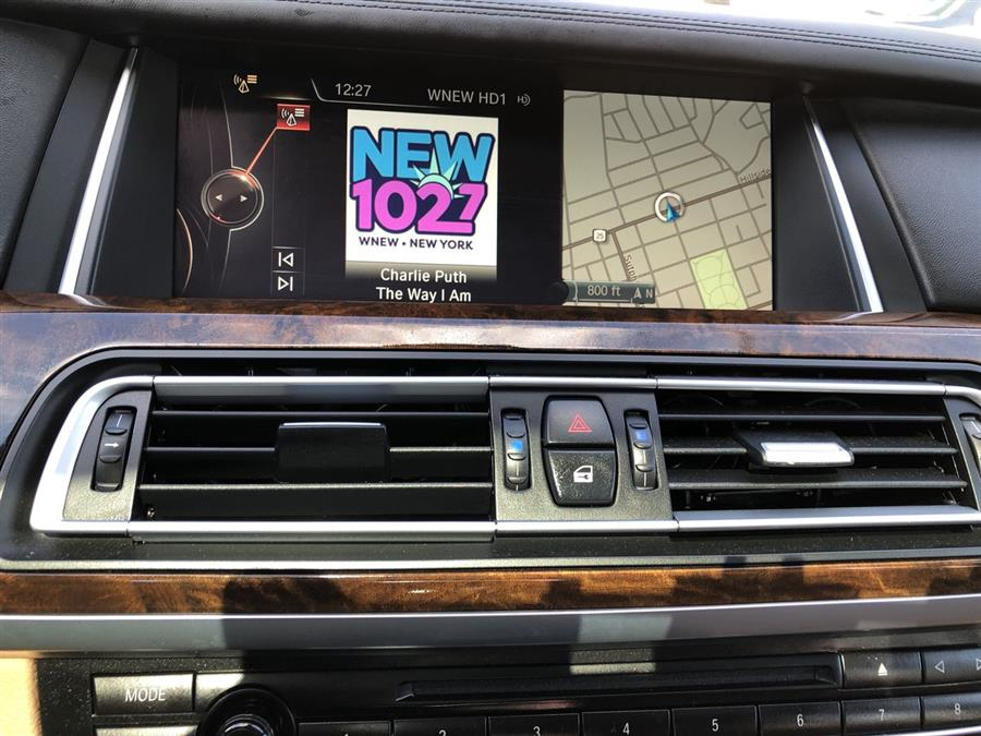 2015 BMW 7 Series 4dr Sdn 750Li xDrive AWD, available for sale in Jamaica, New York | Hillside Auto Mall Inc.. Jamaica, New York