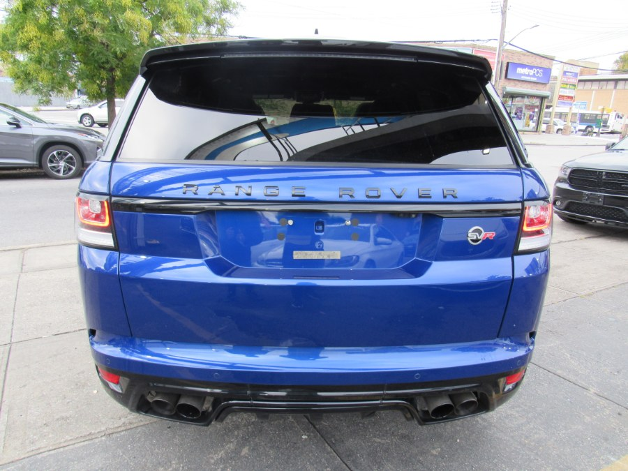 Used Land Rover Range Rover Sport V8 Supercharged SVR 2017 | E Cars . Brooklyn, New York