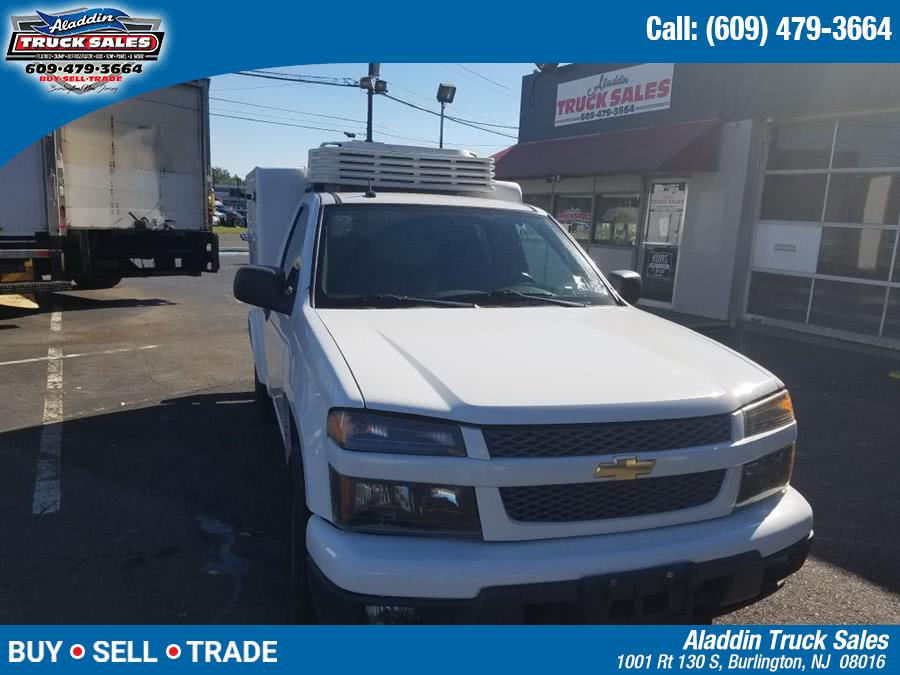 Used 2009 Chevrolet Colorado in Burlington, New Jersey | Aladdin Truck Sales. Burlington, New Jersey