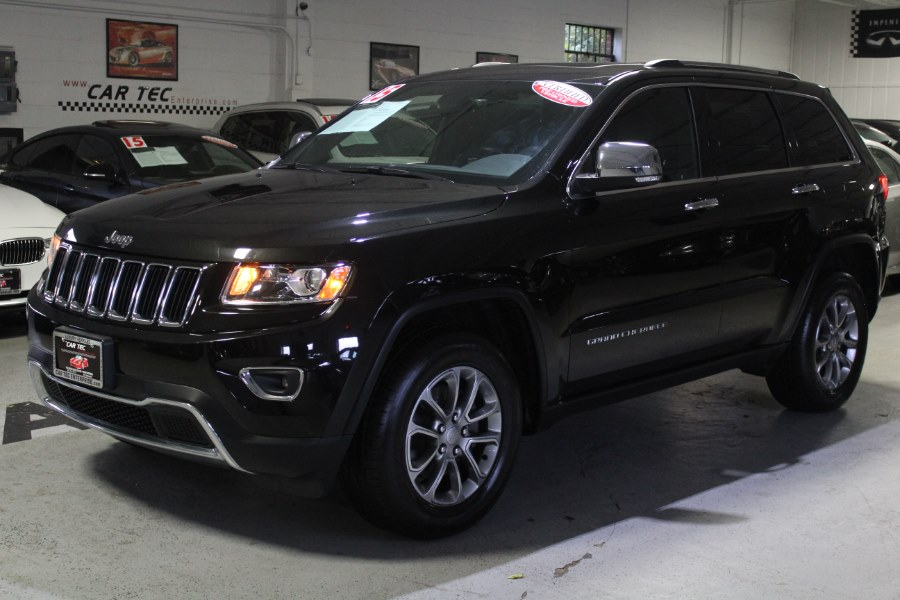 2015 Jeep Grand Cherokee 4WD 4dr Limited, available for sale in Deer Park, New York | Car Tec Enterprise Leasing & Sales LLC. Deer Park, New York