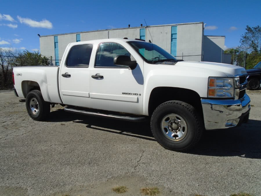 Used 2008 Chevrolet Silverado 2500HD in Milford, Connecticut | Dealertown Auto Wholesalers. Milford, Connecticut