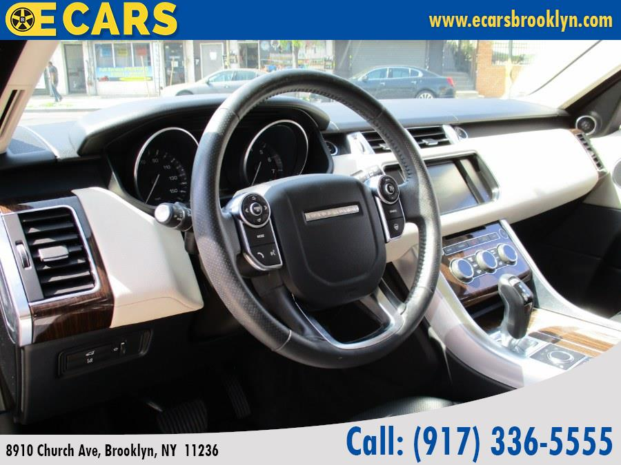 2015 Land Rover Range Rover Sport 4WD 4dr HSE, available for sale in Brooklyn, New York | E Cars . Brooklyn, New York