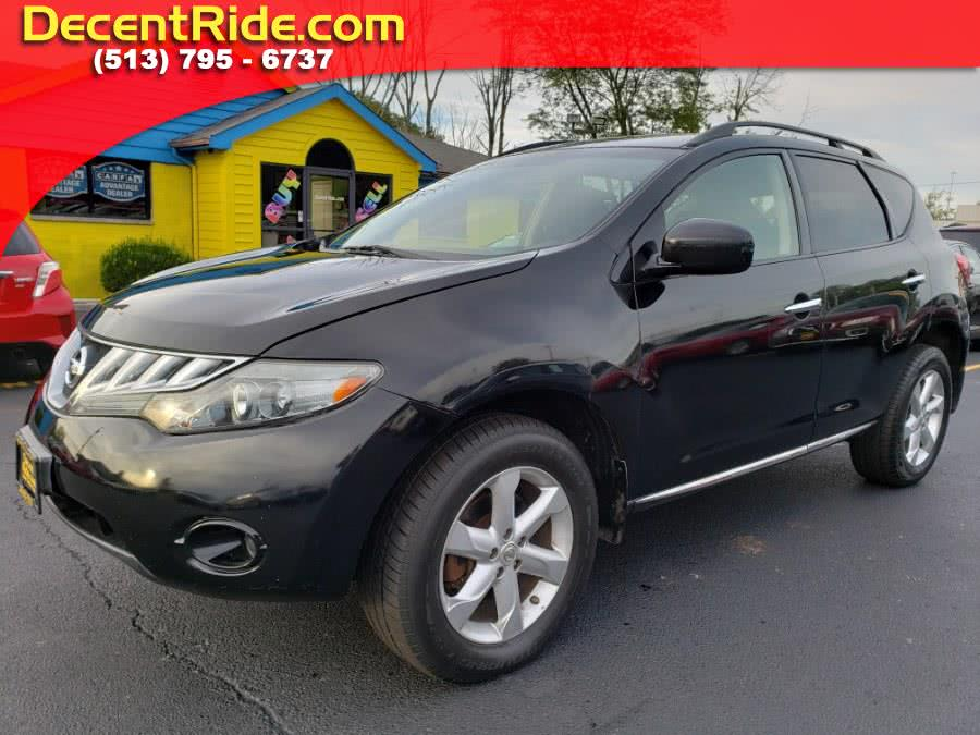 Used 2009 Nissan Murano in West Chester, Ohio | Decent Ride.com. West Chester, Ohio
