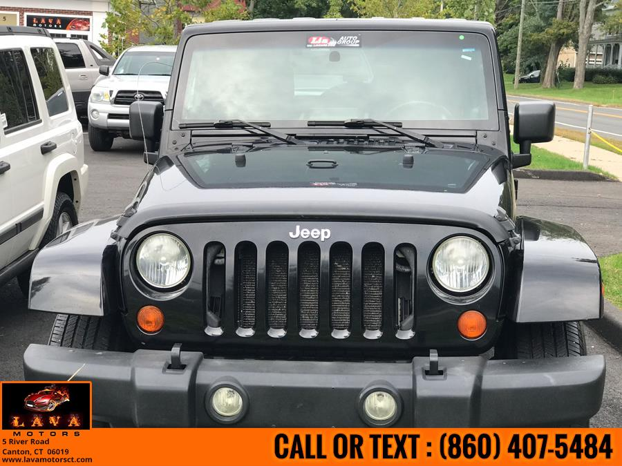 Used 2007 Jeep Wrangler in Canton, Connecticut | Lava Motors. Canton, Connecticut