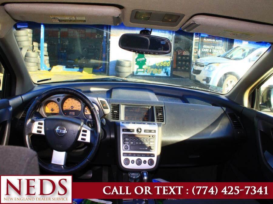 2004 Nissan Murano 4dr SL AWD V6, available for sale in Indian Orchard, Massachusetts | New England Dealer Services. Indian Orchard, Massachusetts