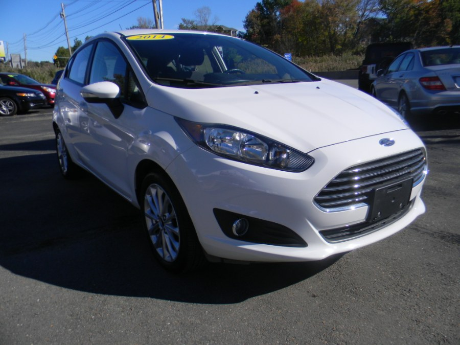 2014 Ford Fiesta 5dr HB SE, available for sale in Southborough, Massachusetts | M&M Vehicles Inc dba Central Motors. Southborough, Massachusetts