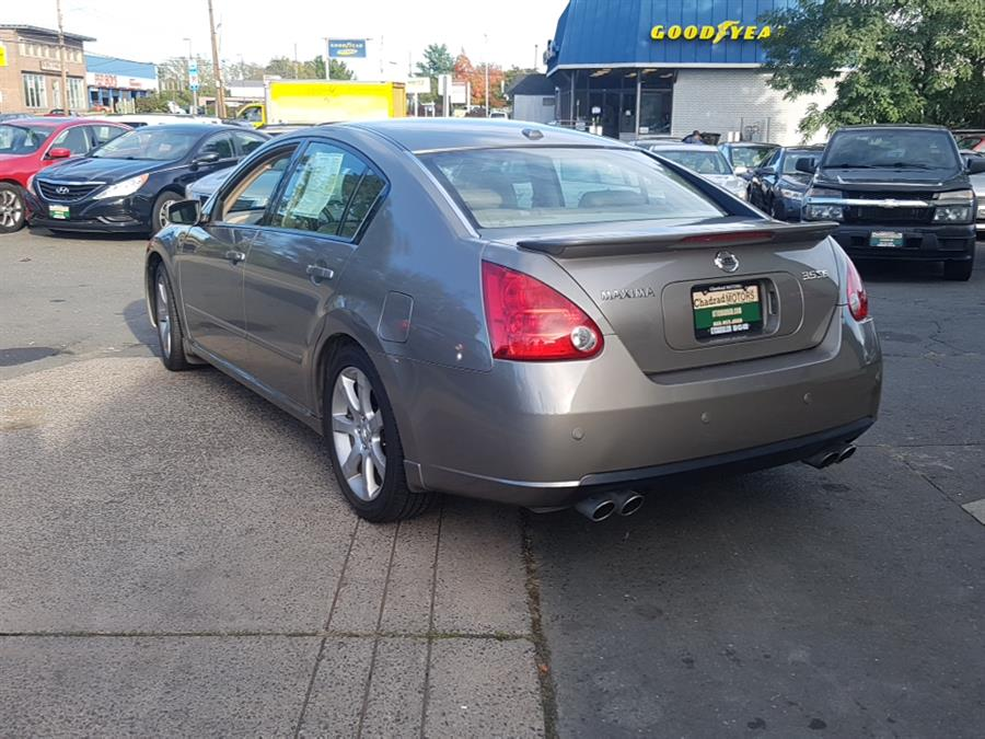2008 Nissan Maxima 4dr Sdn CVT 3.5 SE, available for sale in West Hartford, Connecticut   Chadrad Motors llc. West Hartford, Connecticut