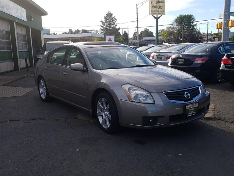 2008 Nissan Maxima 4dr Sdn CVT 3.5 SE, available for sale in West Hartford, CT